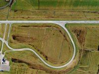 Vue aérienne du circuit Lurcy-Levis